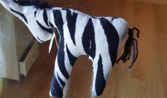 prodotto Pantagruel- Zebra (pupazzo) 1PZ
