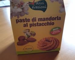 prodotto l'arcolaio-Paste di mandorle al pistacchio 160g