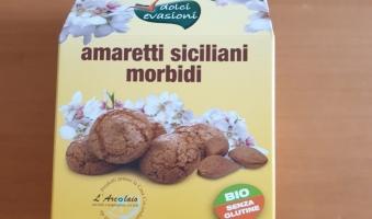 prodotto l'arcolaio-Amaretti siciliani morbidi 150g