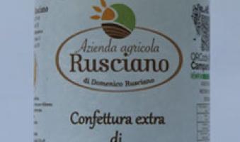Azienda Agricola Rusciano – Confettura extra di ciliegie 320 gr