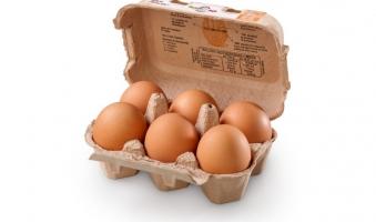 Azienda agricola Rusciano -Uova 6 pezzi