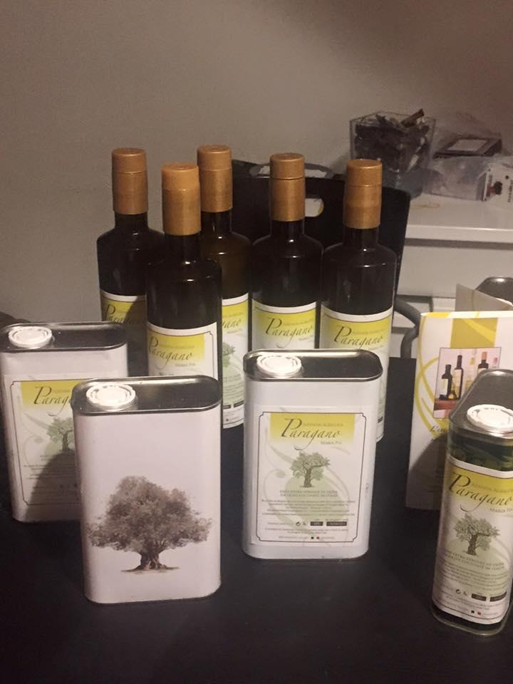 Azienda agricola Rusciano -Olio Extravergine d'oliva conf. (5L)