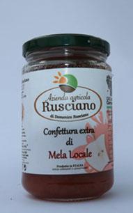 Azienda agricola Rusciano -Confettura Mela annurca 314gr