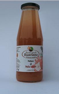 Azienda Agricola Rusciano – Succo e polpa di mela annurca 750 ml