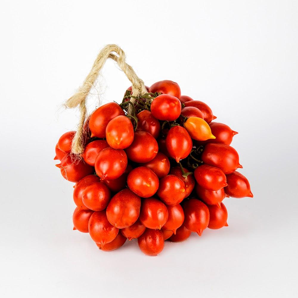 Azienda agricola Rusciano – Vaschetta pomodori freschi gialli e rossi 500g