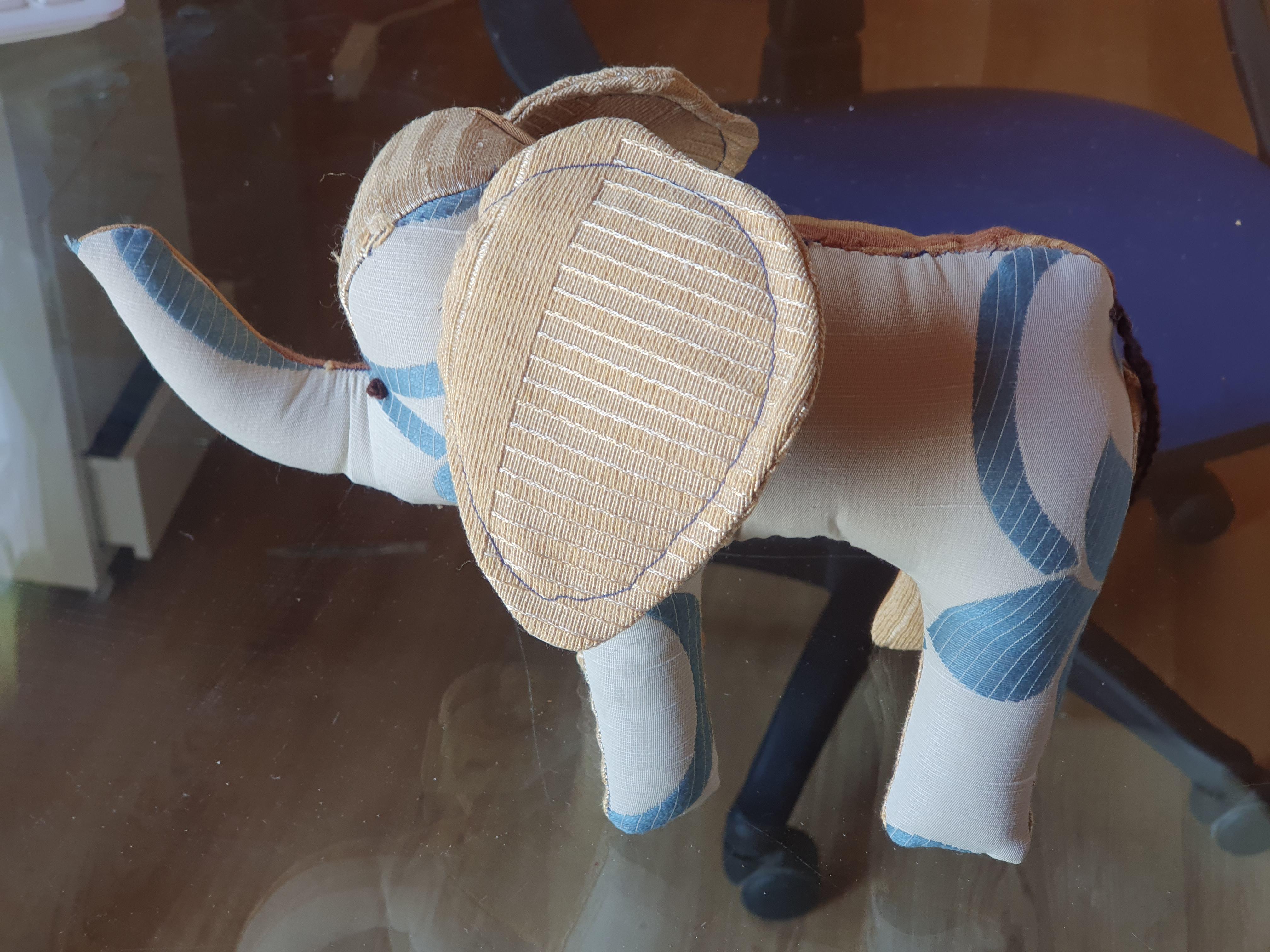 prodotto Pantagruel- Elefante (pupazzo) 1PZ